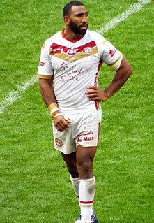 Samisoni Langi Australian rugby league player