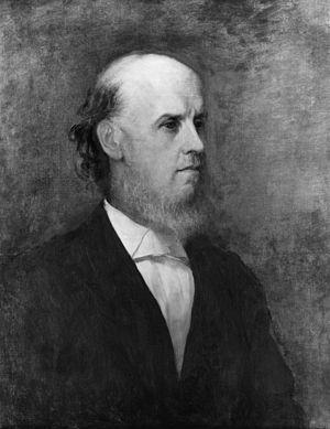 Samuel Barnett (reformer) - Samuel Augustus Barnett by George Frederic Watts