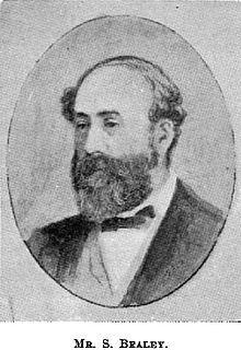 Samuel Bealey New Zealand politician
