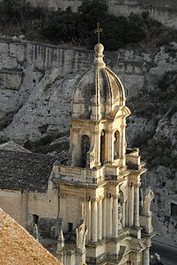 San Bartolomeo church tower (Scicli).jpg