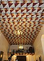 San Francisco, CA USA - Mission San Francisco de Asis (1776) - The interior of the Mission chapel - panoramio (1).jpg