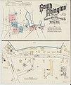 Sanborn Fire Insurance Map from South Abington, Plymouth County, Massachusetts. LOC sanborn03850 001-1.jpg