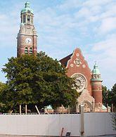 Fil:Sankt Johannes kyrka, Malmö 1.jpg