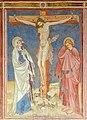 Sankt Katharina in Breien Völs am Schlern Erzengel Kreuzigung.jpg