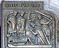 Sankt Oswald bei Freistadt Pfarrkirche - Portal 9 Martyrium.jpg