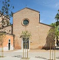 Sant'Agnese (Venice) Facciata.jpg