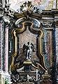 Santa Maria degli Scalzi (Venice) - Cappella Manin - Michael archangel by Giuseppe Torretto.jpg