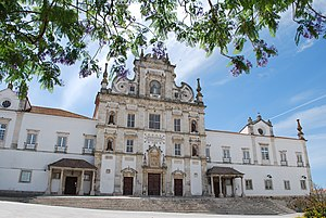 Our Lady of the Assumption Cathedral, Santarém - Image: Santarém Igreja do Seminário