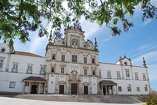 Our Lady of the Assumption Cathedral, Santarém Church in Santarém, Portugal