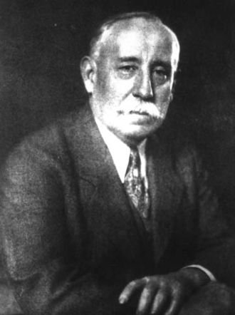 Santiago Iglesias - Santiago Iglesias in his later years.