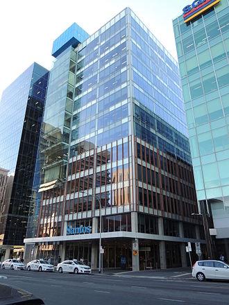 Santos Limited - Santos Ltd headquarters, Adelaide (2016)