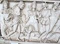 Sarcofago 24 mito di Meleagro che caccia il cinghiale calidonio (III secolo), 04.JPG
