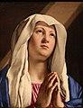 Sassoferrato, madonna in preghiera, 1650 ca. 02.jpg