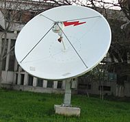 Satellite television - Wikipedia