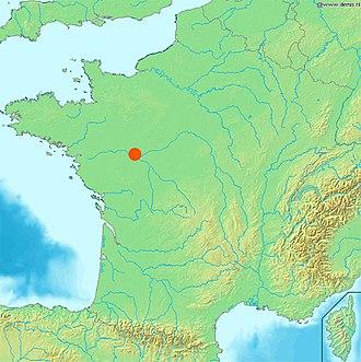 Communauté d'agglomération Saumur Val de Loire - Saumur