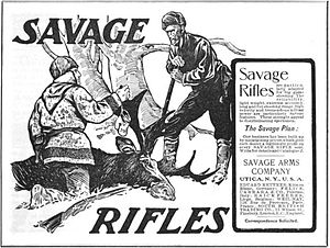Savage Arms - Savage Arms Company - Utica, New York - 1904