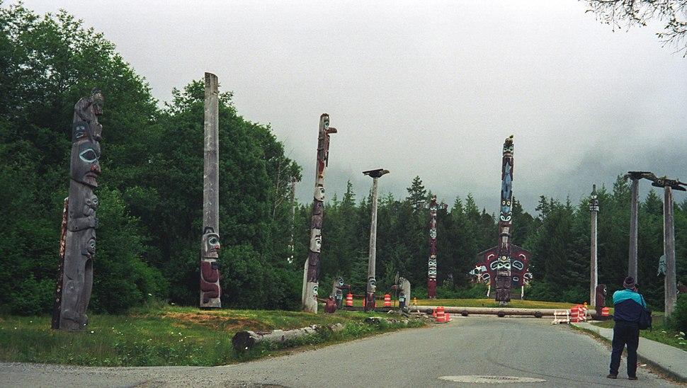 Saxman totem park(js)02