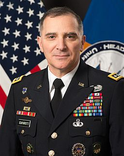 Curtis Scaparrotti US Army general