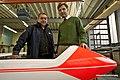 Schempp-Hirth Flugzeugbau. Sergey Ryabchinsky and Tilo Holighaus (8734457337).jpg