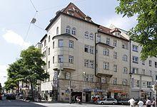 Rotlichtviertel münchen Hotel Munich