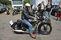 Schleswig-Holstein, Wilster, Zehnte Internationale VFV ADAC Zwei-Tage-Motorrad-Veteranen-Fahrt-Norddeutschland und 33te Int-Windmill-Rally NIK 3885.jpg