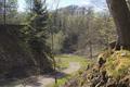 Schlitz Uetzhausen Saengersberg former Quarry center Basalt Spring.png