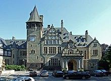 Schloss Hotel Victoria Bad Kissingen