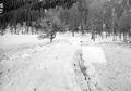 Schneeschanze mit diversen Treffern - CH-BAR - 3239405.tif