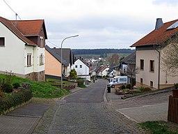 Köllerstraße in Saarwellingen