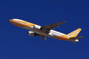 Scoot destinations - Scoot Boeing 777-200ER