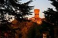 Scorcio della torre del castello di Cigognola, provincia di Pavia.jpg