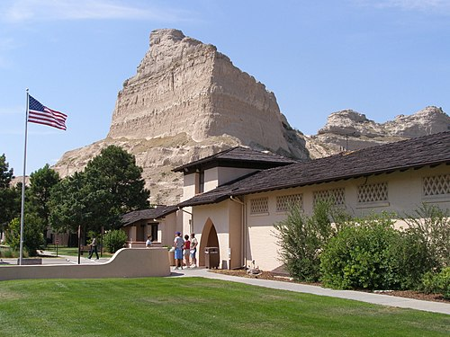California trail wikiwand scotts bluff nebraska fandeluxe Image collections