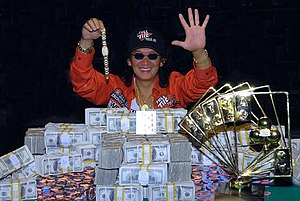 Scotty Nguyen - Nguyen wins 50K HORSE 2008 World Series of Poker