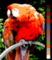Screen color test EGA 16colors.png