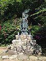 Sculpture of Acala in Chinkokuji Temple.jpg