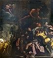 Scuola Grande dei Carmini (Venice) - Sala capitolare - La ferita del principe di Sulmona di Antonio Zanchi.jpg