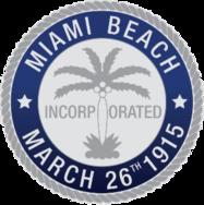 Official seal of Miami Beach, Florida