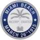 Miami Beach – Stemma