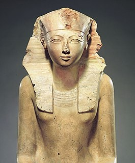 Hatshepsut Egyptian Pharaoh