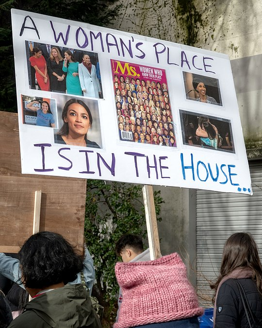 Seattle Women's March 2019 (46082400314).jpg