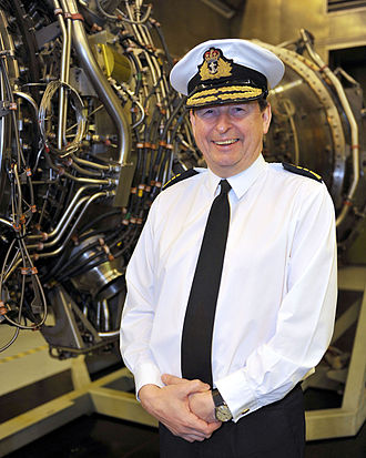 Second Sea Lord - Image: Second Sea Lord Vice Admiral Jonathan Woodcock