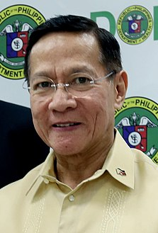 Secretary Dr. Francisco Duque - 2018 (cropped).jpg