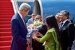Secretary Kerry Arrives in Dhaka, Bangladesh (29024293960).jpg