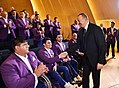 Seeing-off ceremony for Azerbaijani sportsmen to represent the country at the Rio 2016 Summer Olympic Games 23.jpg
