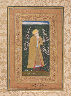 Self-Portrait of Farrukh Beg.jpg
