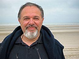 Self portrait historian Bernard Cottret.jpg