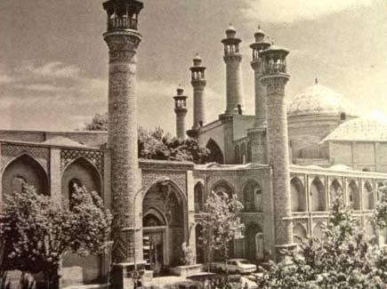 Sepahsalar Mosque Tehran
