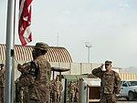 Service members in Afghanistan honor National POW-MIA Recognition Day 150917-F-QN515-021.jpg