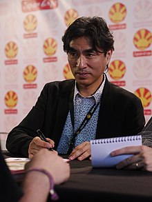 Shôji Kawamori - Vendredi - Japan Expo 2013 - P1660794.jpg
