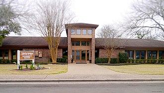 Shady Hollow, Texas - Community Center of Shady Hollow